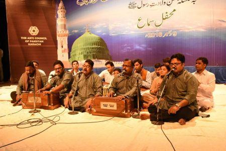 Mahfil E Sama-Mohsin E Insaniyat Conf (25)