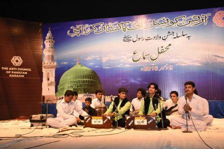 Mahfil E Sama-Mohsin E Insaniyat Conf (5)