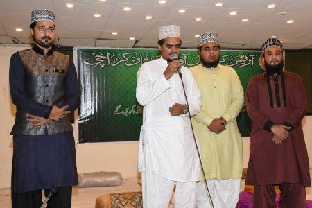 Mehfil Naat At Arts Council Of Pakistan Karachi (18)