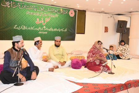Mehfil Naat At Arts Council Of Pakistan Karachi (4)