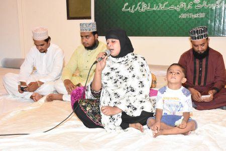 Mehfil Naat At Arts Council Of Pakistan Karachi (6)