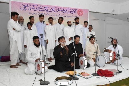 Mehfil E Chahar Bait (Werstyle Baitbazi) At Arts Council Karachi (1)