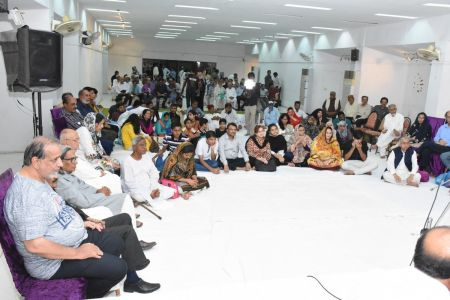 Mehfil E Chahar Bait (Werstyle Baitbazi) At Arts Council Karachi (2)