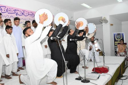 Mehfil E Chahar Bait (Werstyle Baitbazi) At Arts Council Karachi (3)