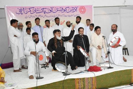 Mehfil E Chahar Bait (Werstyle Baitbazi) At Arts Council Karachi (4)