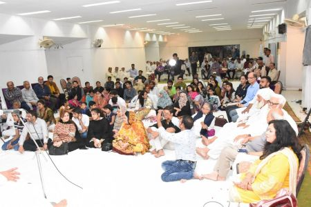 Mehfil E Chahar Bait (Werstyle Baitbazi) At Arts Council Karachi (5)