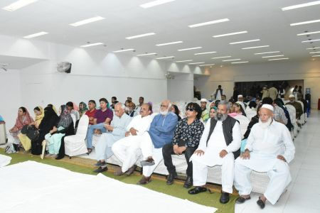 Mehfil E Hamd O Naat At Arts Council Karachi (5)