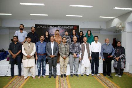 Mehfil E Musalma At Arts Council Karachi (1)