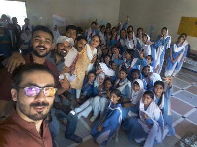 Mentorship Program Of Karachi Youth Festival 2017  (17)