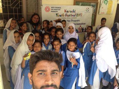 Mentorship Program Of Karachi Youth Festival 2017  (22)