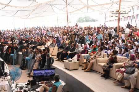 Musical Band Badnam, Live Performance In Arts Council Karachi (10)