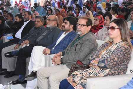 Musical Band Badnam, Live Performance In Arts Council Karachi (6)