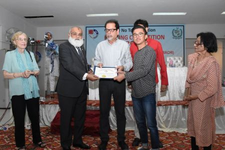 NAB & Arts Council Organized A Painting Competition 2018 At Arts Council Karachi  (16)