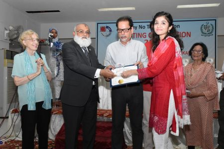 NAB & Arts Council Organized A Painting Competition 2018 At Arts Council Karachi  (17)