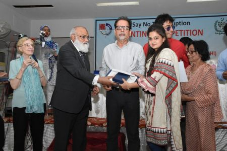 NAB & Arts Council Organized A Painting Competition 2018 At Arts Council Karachi  (19)
