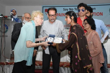 NAB & Arts Council Organized A Painting Competition 2018 At Arts Council Karachi  (20)