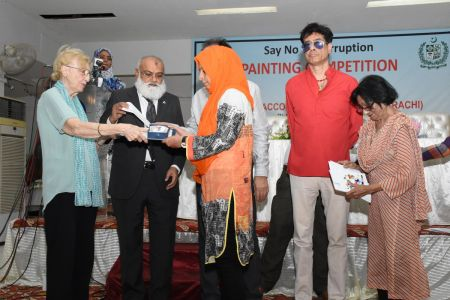 NAB & Arts Council Organized A Painting Competition 2018 At Arts Council Karachi  (23)
