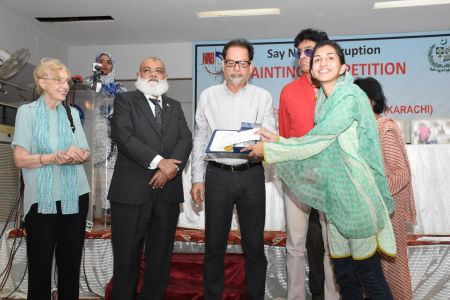NAB & Arts Council Organized A Painting Competition 2018 At Arts Council Karachi  (27)