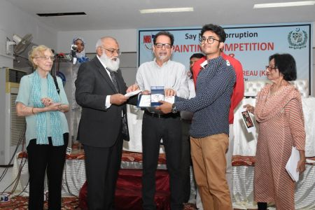 NAB & Arts Council Organized A Painting Competition 2018 At Arts Council Karachi  (28)