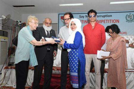 NAB & Arts Council Organized A Painting Competition 2018 At Arts Council Karachi  (29)
