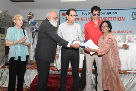 NAB & Arts Council Organized A Painting Competition 2018 At Arts Council Karachi  (30)