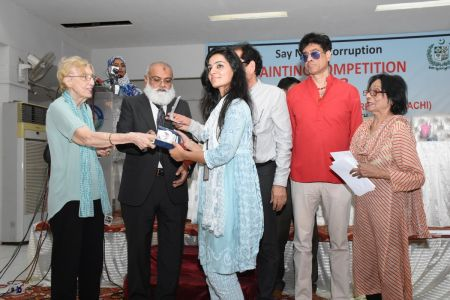 NAB & Arts Council Organized A Painting Competition 2018 At Arts Council Karachi  (33)