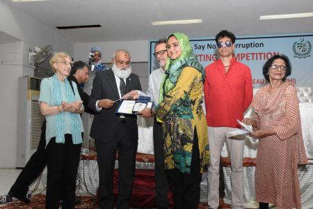 NAB & Arts Council Organized A Painting Competition 2018 At Arts Council Karachi  (34)