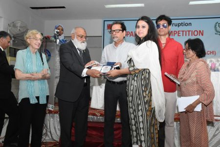 NAB & Arts Council Organized A Painting Competition 2018 At Arts Council Karachi  (35)