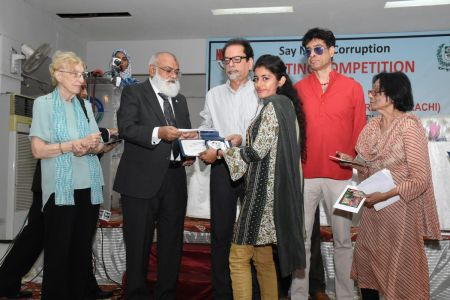 NAB & Arts Council Organized A Painting Competition 2018 At Arts Council Karachi  (39)