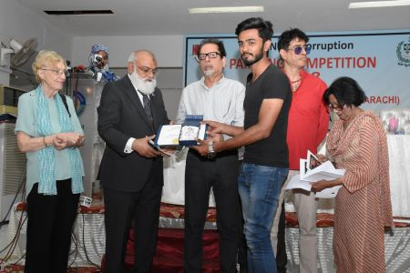NAB & Arts Council Organized A Painting Competition 2018 At Arts Council Karachi  (40)
