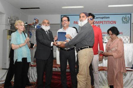 NAB & Arts Council Organized A Painting Competition 2018 At Arts Council Karachi  (42)