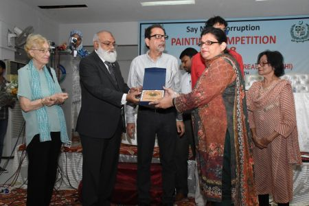 NAB & Arts Council Organized A Painting Competition 2018 At Arts Council Karachi  (46)