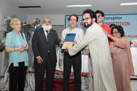 NAB & Arts Council Organized A Painting Competition 2018 At Arts Council Karachi  (50)