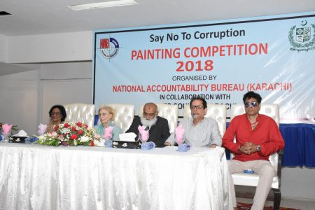 NAB & Arts Council Organized A Painting Competition 2018 At Arts Council Karachi  (6)