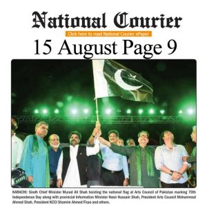 National Courier Page 9