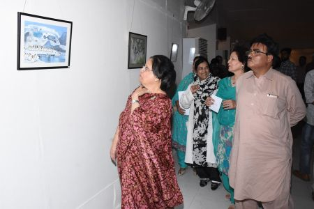 Painting Exhibition Shahina Ilyas (7)