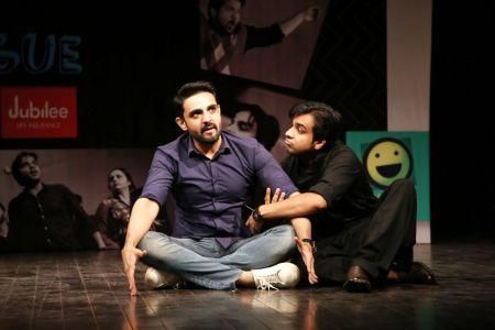 Pakistan Comedy League Live At Arts Council Of Pakistan Karachi (3)