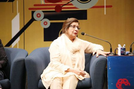 Panel Discussion Between Hollywood & Pakistani Film Makers At Arts Council-5