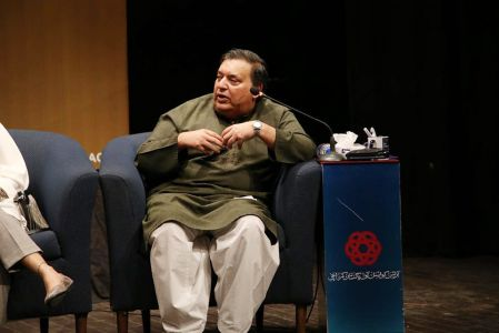 Panel Discussion Between Hollywood & Pakistani Film Makers At Arts Council-7
