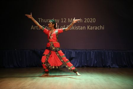 Performance For Peace At Arts Council Karachi (1)