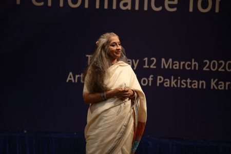 Performance For Peace At Arts Council Karachi (2)