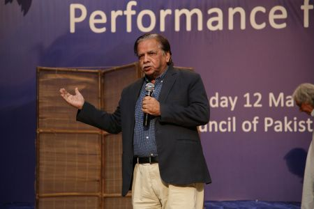 Performance For Peace At Arts Council Karachi (6)