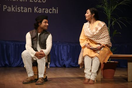 Performance For Peace At Arts Council Karachi (7)