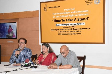 Press Conference About UN General Assymbly Report (3)