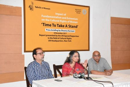 Press Conference About UN General Assymbly Report (9)