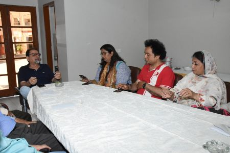 Press & Publication Committee Meeting (3)