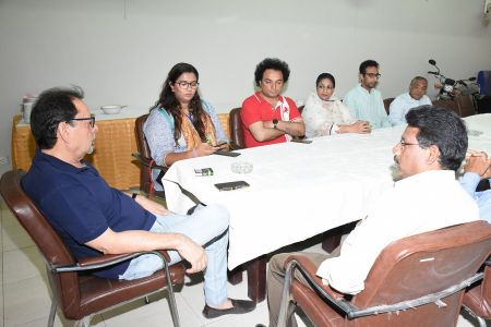 Press & Publication Committee Meeting (4)