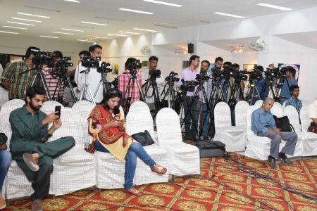 Press Conference Of Kul Pakistan Mushaira  (2)