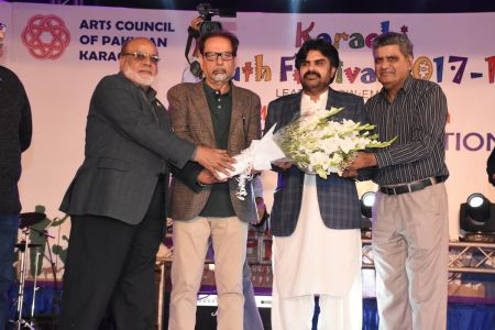 Prize Distribution Of District Central - Karachi Youth Festival 2017-18 At Arts Council Karachi (25)