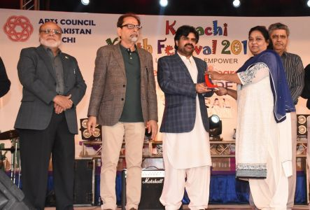Prize Distribution Of District Central - Karachi Youth Festival 2017-18 At Arts Council Karachi (4)
